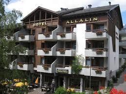 Hotel Allalin, Saas-Fee